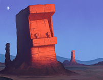 Just Be Cool: Monument Valley