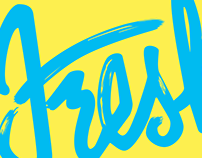 Hand Lettering 2015