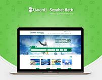 Garanti Seyahat Hatti Travel & TourIsm Websıte