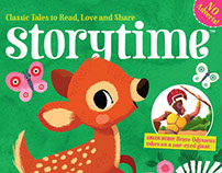 Storytime Magazine Issue 18 / Diamonds & Toads