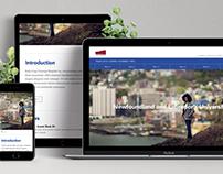Memorial University Online Templates