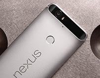 Nexus 6P Smartphone