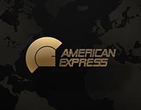 American Express - Gladiator