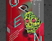 """""""Open space"""" zine"""
