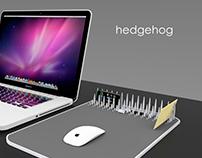 Mousepad Hedgehog