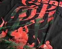 Byzantine 戦 Ikusa - T-Shirt Design