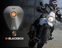 B - Blackbox An Emergency Notification Device for Bike