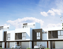 Render Residencial project