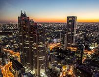 Tokyo Winter 2014/2015