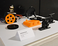 3D Printing Design Research & Exhibition