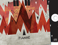 Cd and Booklet - Fiamme Gianmarco Martelloni