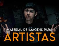 Material de Imagens para Artistas - Renanfest