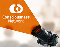 Consciousness Network | visual identity