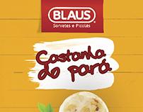 Picolé de Castanha-do-Pará Blaus
