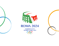 "Roma 2024 ""candidate city"""