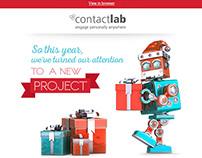 Email template + Cards (Xmas & New Year Wishes)