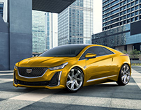 Cadillac CT5 Coupe