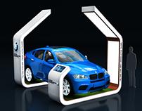 BMW Exhibition Design