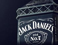 Jack Daniel's Soundwave CGI