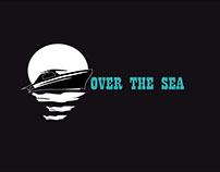 over the sea