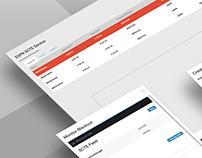 Business-Facing UI