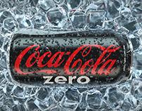 CocaCola Zero Can