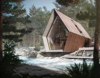 Wild: Cabin Concept