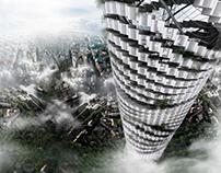 ScyCemeteryScraper, architectural competition 2011