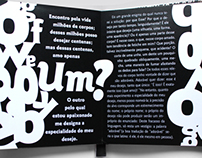 typographic experimental book