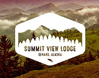 Summit View Lodge Logo