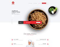 Chowking Food & Beverage Website
