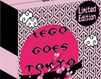 Lego goes Tokyo