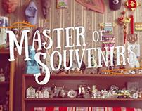 Master of Souvenirs - BCP LANPASS