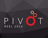 Show Reel 2016 | Produtora Pivot