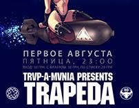 [Poster] Trapeda