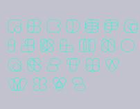 Typography - Overlap