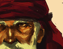 character design: tok guru
