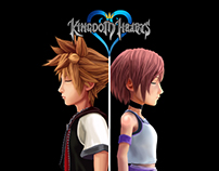 """Kingdom Heart: """"Dearly Beloved"""" France Cover"""