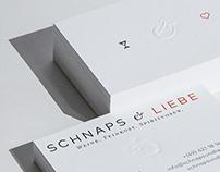 Schnaps & Liebe Corporate Design