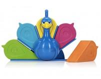 Peacock Crayon