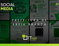 Social Media | Pref. de Areia Branca - Sergipe #1