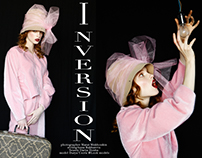 Inversion for Bisous magazine