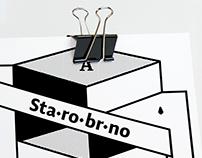 Starobrno. The Unpronaunceable Beer.