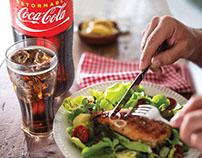 Retouching | Coca Cola