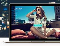 LeGroup Website
