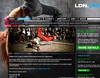 London Dance Pitch