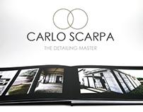 Carlo Scarpa - editorial project