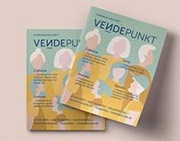 Vendepunkt Magazine   Layout and Illustration