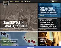 History Design Studio Website