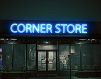 Corner store AE